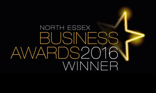 Business Awards 2016 Winner