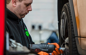 Simply Serviced Tyre Garage
