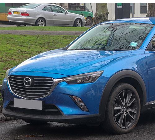 Mazda Service Colchester